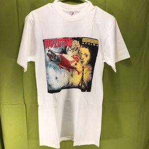 Vintage 1991 Red Zeppelin Alaska T-Shirt Men's Med